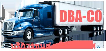 บริษัทขนส่ง DBA-CO บริษัททั่วประเทศ