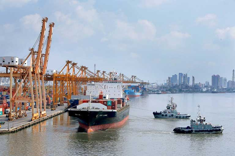 Logistics-Thailand