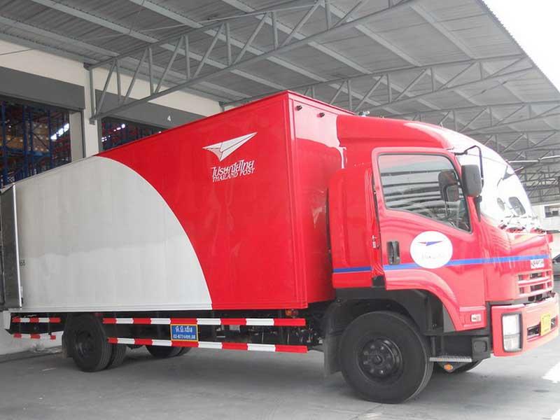 Postal-transport-