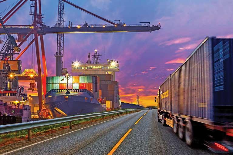 Logistics-Thai